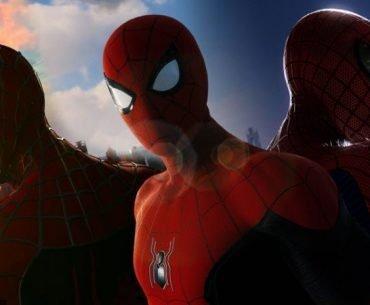 Imagen promocional de Spider Man: No Way Home