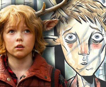 Sweet-Tooth o Niño Ciervo serie de Netflix