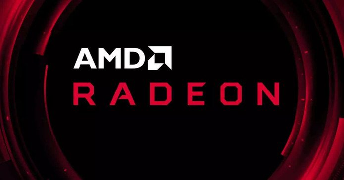 Logo de AMD.