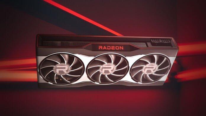 6900 XT de AMD.