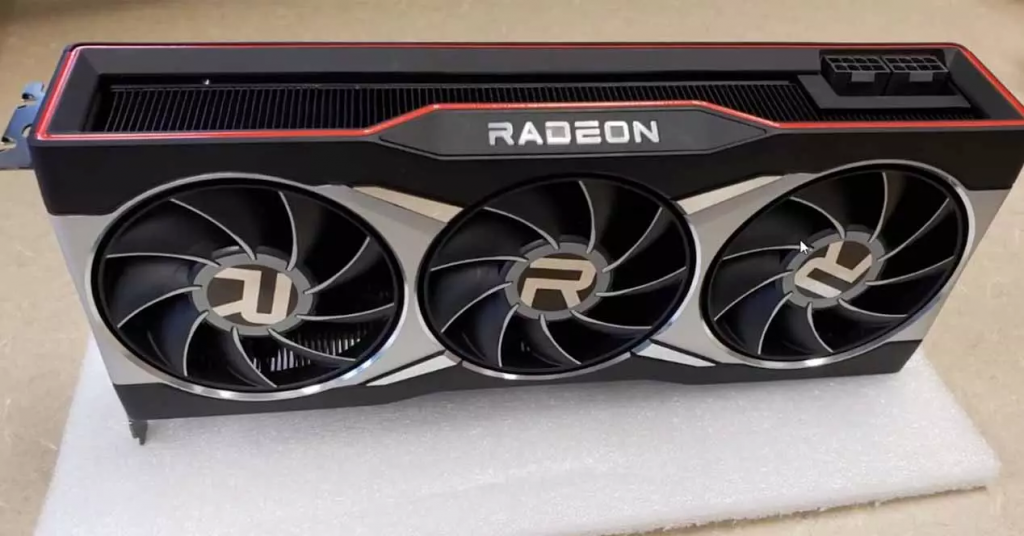 Gráfiac 6000 de AMD.