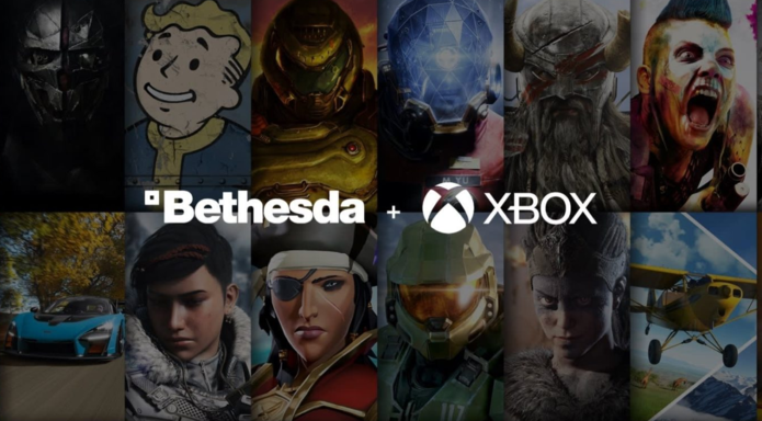 Bethesda y Xbox.
