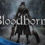 Arte de Bloodborne.