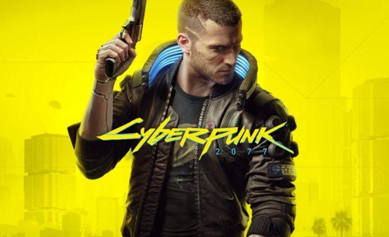 Imagen promocional de Cyberpunk 2077