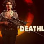 Personaje de Deathloop.