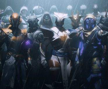 Arte de Destiny 2.