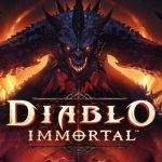 Logo de Diablo: Inmortal.