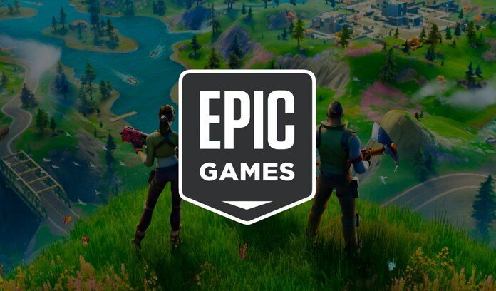 Logo de Epic.