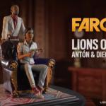 Estatua de Far Cry 6.