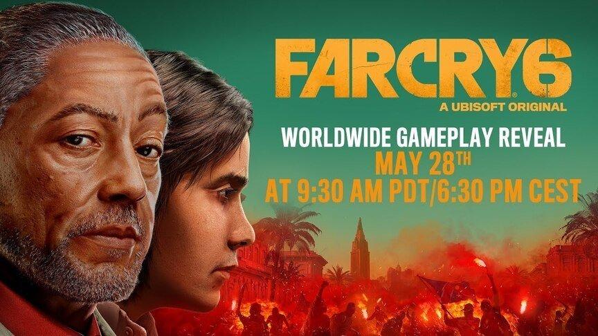 Póster de Far Cry.