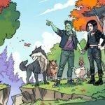 Chico bestia y Raven en Fortnite
