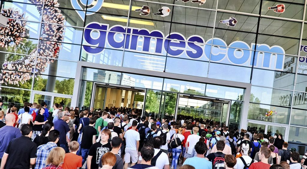 Gamescom en Colonia.