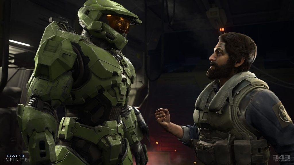 Tráiler de Halo Infinite.