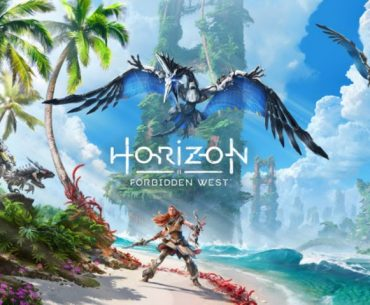 Portada de Horizon Forbidden West