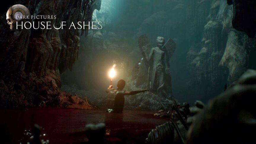 Arte de House of Ashes.