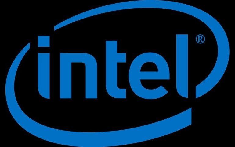 Logo de Intel.