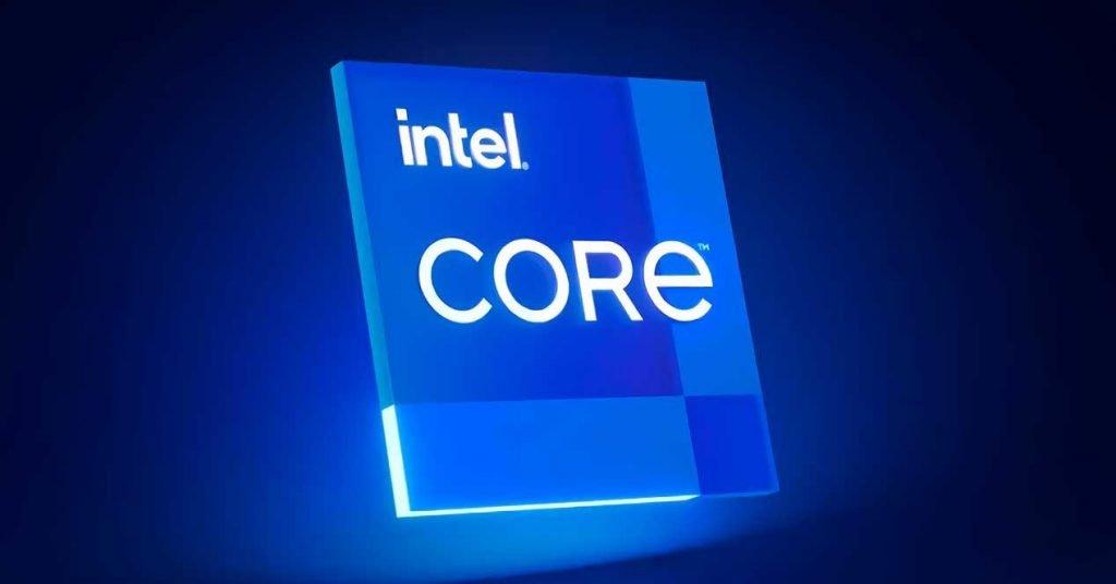 Arte promociional de Intel.