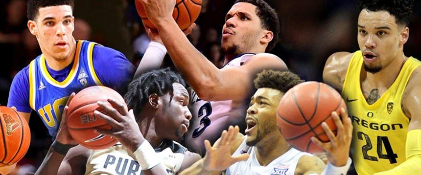 Jugadores de basket universitarios