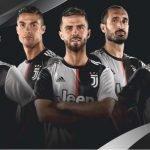 Jugadores de la Juventus FC