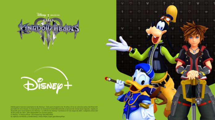 Kingdom Hearts en Epic.