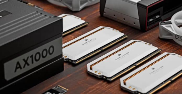 Memorias DDR5.