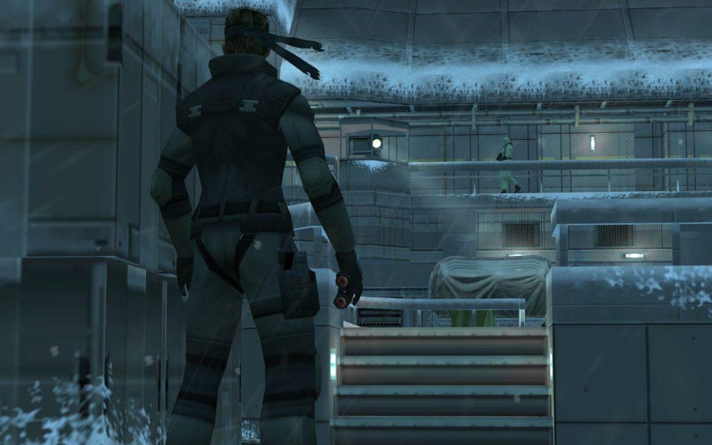 Metal Gear Twin Snakes.
