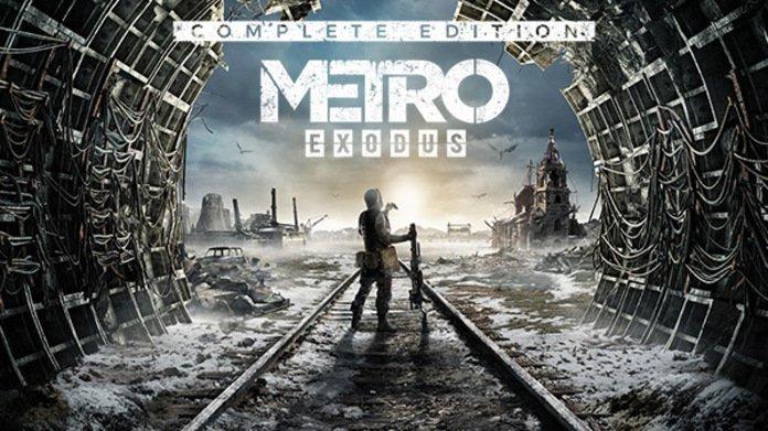 Portada de Metro Exodus Complete Edition.