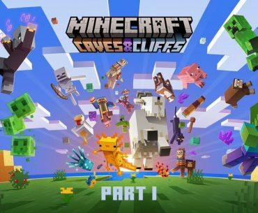 Minecraft Caves & Cliffs.