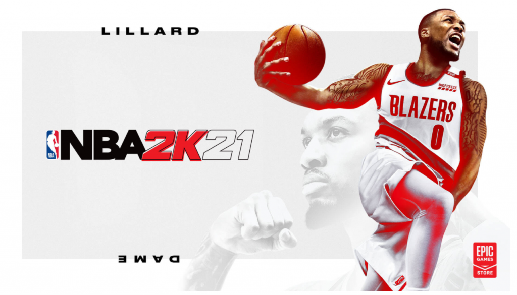 NBA 2K21 en Epic.