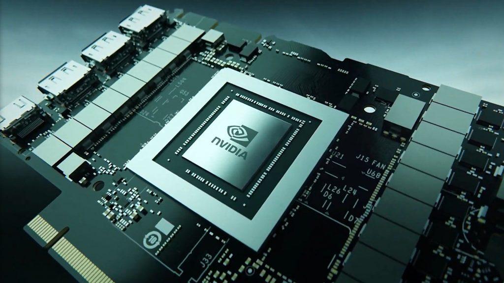 Chip de Nvidia.