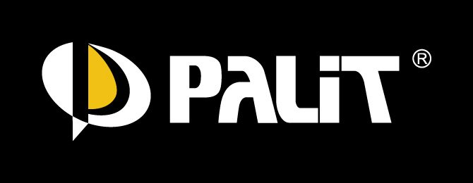 Logo de Palit.