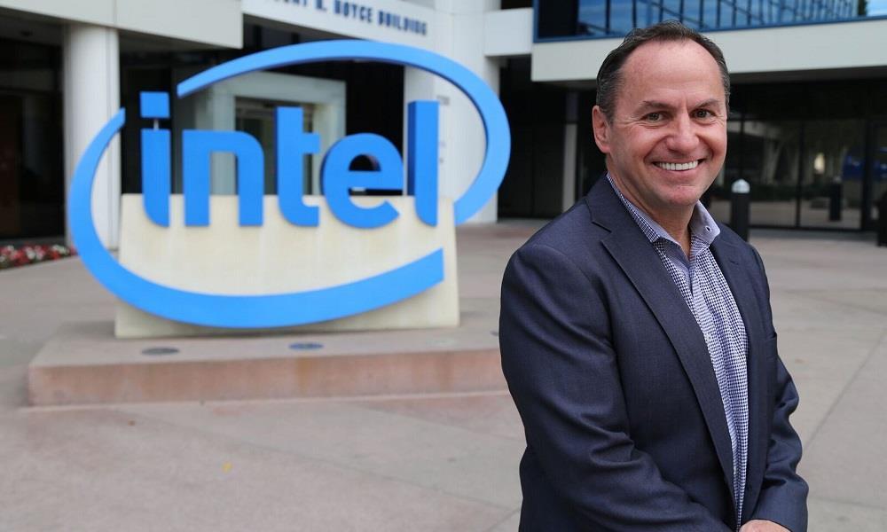 Ceo de Intel.