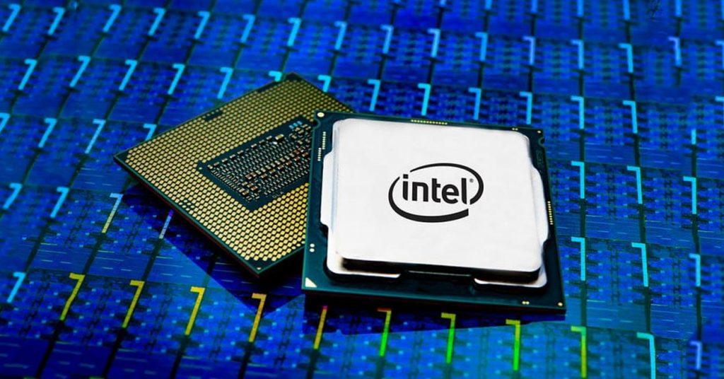 Procesadores de Intel.