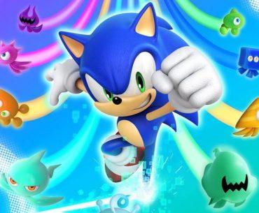 Portada de Sonic Colors Ultimate.