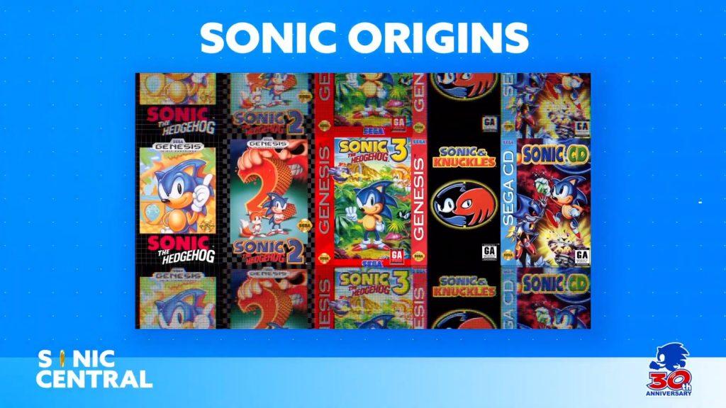 Sonic Origins.