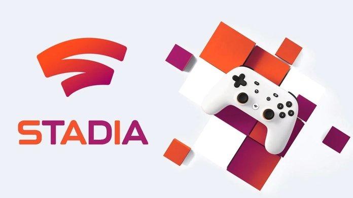 Logo de Stadia.