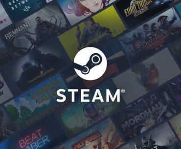 Logo de Steam.