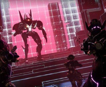 Red Vex en Destiny 2.