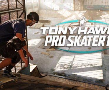 Arde Tony Hawk Pro Skater 1+2.