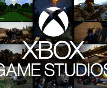 Logo de Xbox Game Studios.