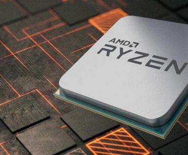 Procesador Ryzen.