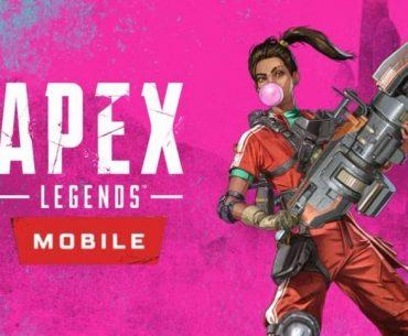 Arte de Apex Legends.