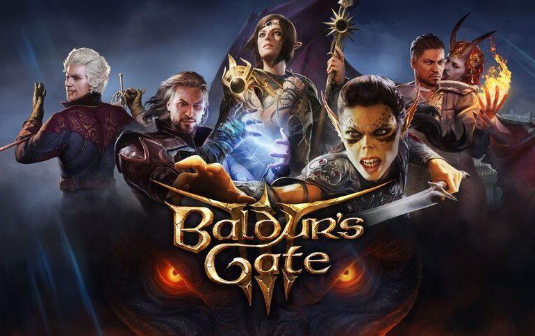 Portada de Baldur's Gate III.