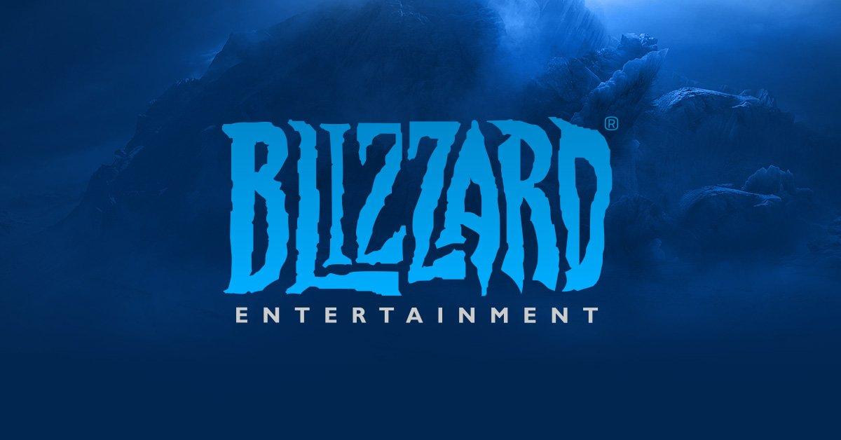 Logo de Blizzard.