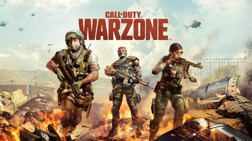 Call of Duty Warzone.