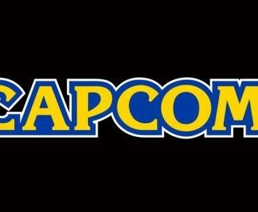 Logo de Capcom.