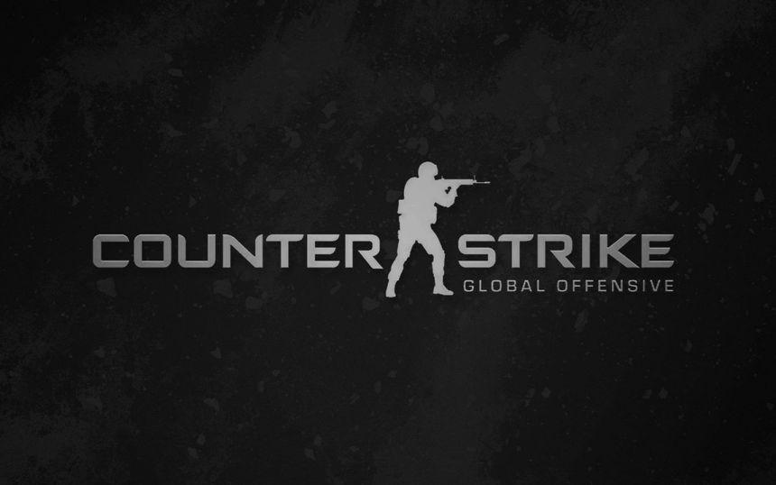 Logo de CS:GO.