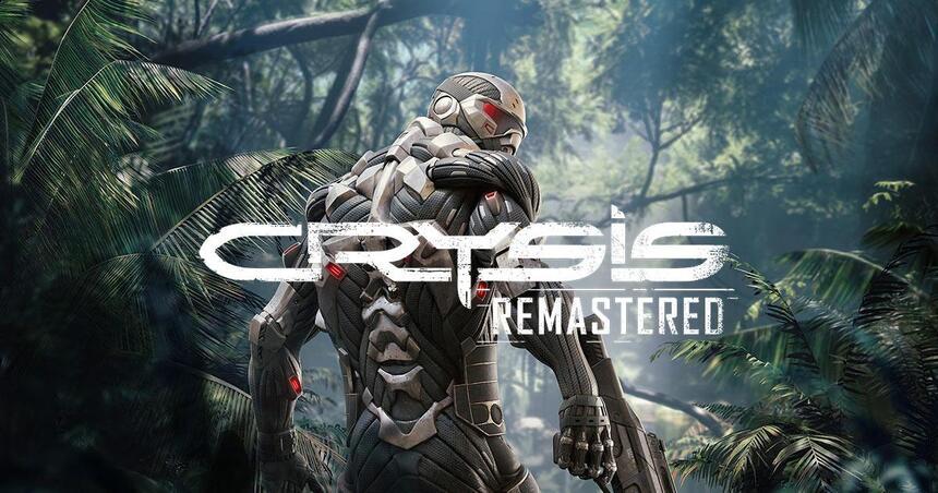 Portada de Crysis Remastered.