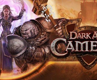 Arte de Dark Age of Camelot.