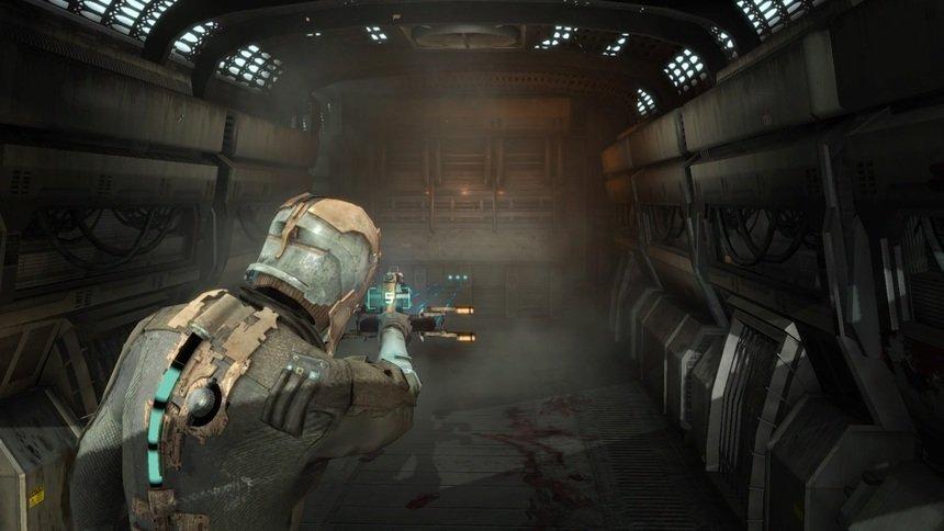 Jugabilidad de Dead Space.